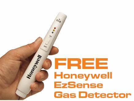 EZSense Gas Detector
