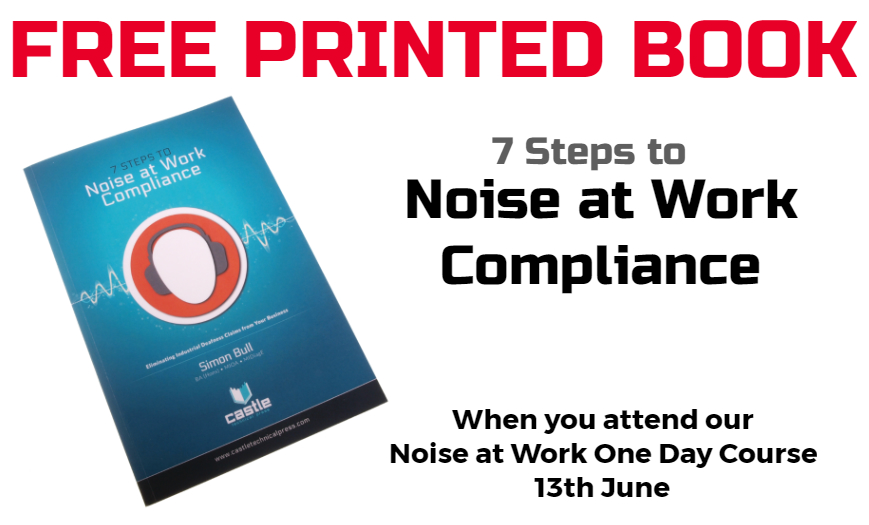 Free Noise at Work Compliance Book
